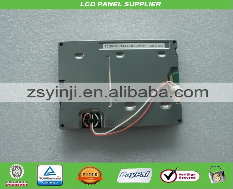 TCG057QV1AA-G00 5.7 320*240 TFT-LCD panneauTCG057QV1AA-G00 5.7 320*240 TFT-LCD panneau