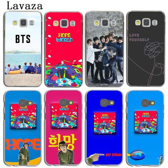 new arrival e50d3 3e404 US $1.99 22% OFF|Lavaza ARMY Bangtan Boys BTS SUGA Phone Case for Samsung  Galaxy A5 A3 2017 2016 2015 A9 A6 A7 A8 Plus 2018 Note 9 8 A6Plus Cover-in  ...