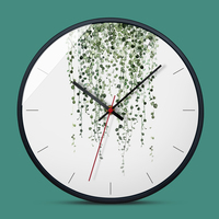 White Wall Clock Modern Design Simple Ins Style Living Room Decoration Unique Gift Nordic Design Wall Clocks Home Decor C5T074