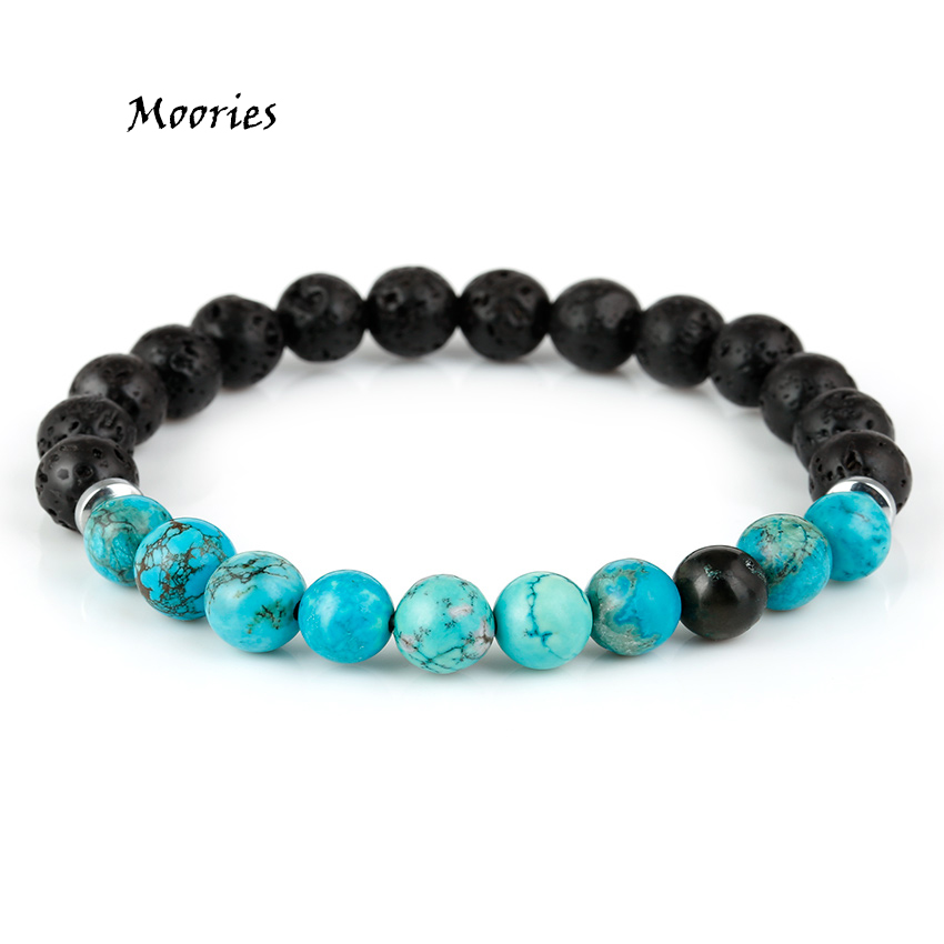 Moories-Bohemian-Bracelet-Natural-Lava-Stone-Beaded-Strand-Bracelets-&-Bangles-with-Hematite-Space-Beads-Boho-Stones-Jewelry- (6)