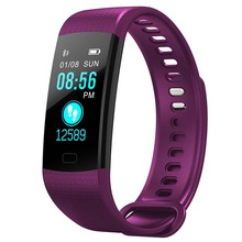Bluetooth Sport Smart Bracelet Women Men Children Digital Watch Waterproof Clock Heart Rate Blood Pressure For Android iOS