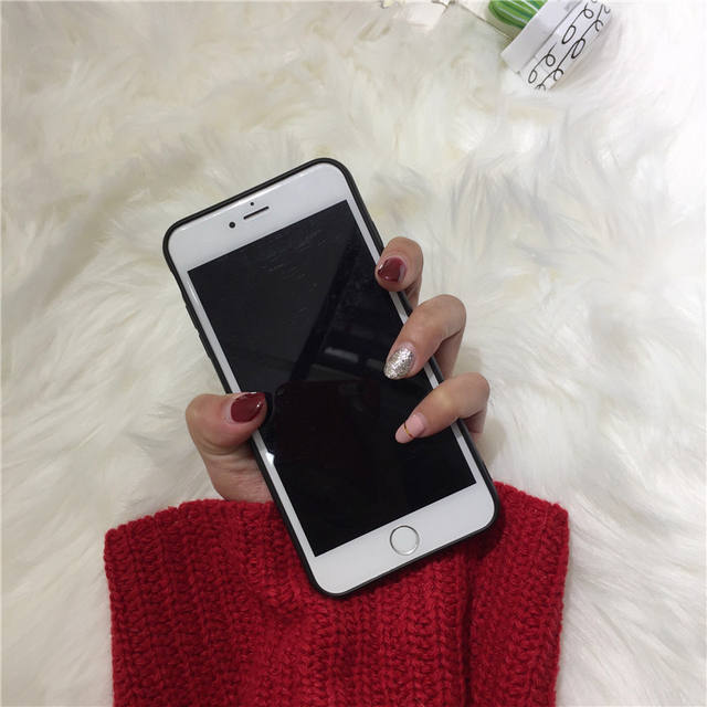 SIMPLE LOVE HEART IPHONE CASE