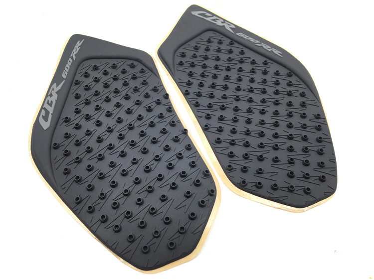 Tank Pad Protector Sticker Decal Gas Knee Grip Tank Traction Pad Side 3M For Honda CBR600RR CBR 600 RR 2003 2004 2005 2006 brand new motorcycle carbon fiber 3d tank pad protector for cbr600rr f5 2003 2006 2004 2005