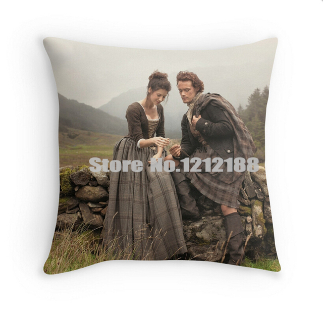 Outlander Decorative Pillowcases 40 40 40 40 Inch Pillow Case Amazing 24 Inch Pillow Cover
