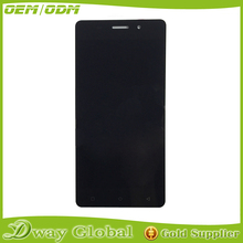 Gold/Black 1PCS For Highscreen Power Ice Lcd screen Display +Touch Panel Digitizer Assembly For Power Ice Free Shipping