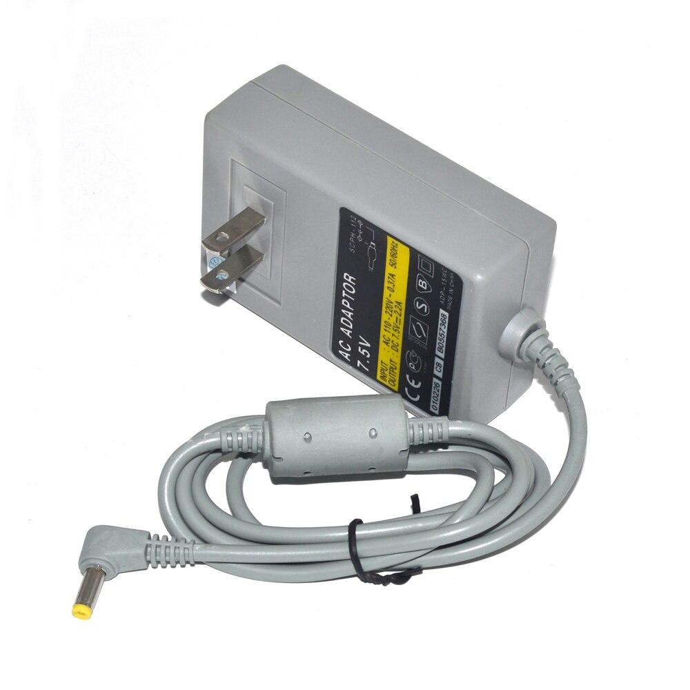 10 шт. игровой зарядки США Версия адаптер переменного тока зарядное устройство Мощность шнур для PS 1For sony Playstation 1 игровой консоли аксессуары