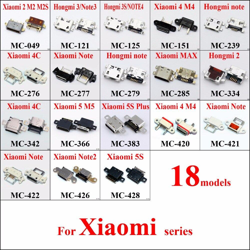 Chenghaoran 18 моделей Micro USB разъем для Xiaomi 2 M2 M2S Hongmi 3 Примечание 3 3 S Note4 m4 Redmi Note M5 5S плюс max