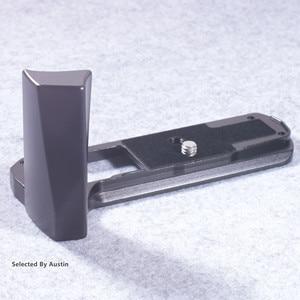 Image 5 - Вертикальный кронштейн для камеры OLYMPUS EM10 MARK III, с быстроразъемной пластиной L