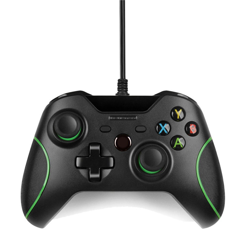 USB Wired Controller Controle Per Microsoft Xbox One Controller Gamepad per Xbox One Slim PC Windows Mando Per Xbox one Joystick