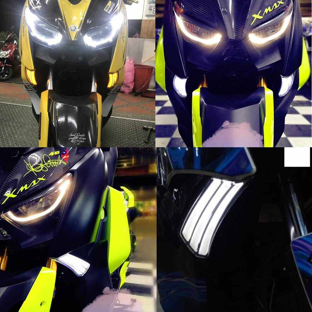 Modified Motorcycle Parts xmax Turn Signals Turning Light LED