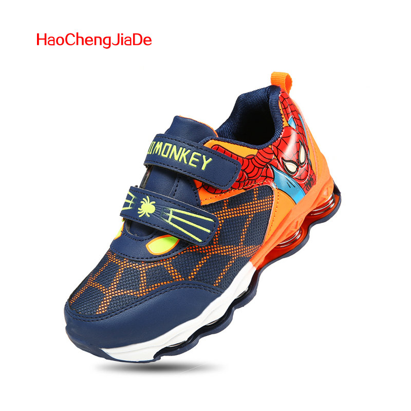 2018 Children Shoes Night Flash New Spring Autumn Sports Sneakers Non-slip Light Shoes for Kids Childrens Sneaker Boys Girls2018 Children Shoes Night Flash New Spring Autumn Sports Sneakers Non-slip Light Shoes for Kids Childrens Sneaker Boys Girls