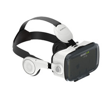Smartphone Accessories Intelligent Z4 Mini Carboard 3D Virtual Reality Headset VR Glasses Box Wearable Devices For Family Party