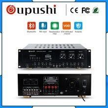 Amplificador de potência profissional de 2.0 canais 250 w amplificador home theater oupushi AV760