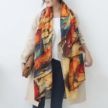 Winrter grand imitation écharpe en cachemire se sentent super bon compteurs pallium femelle, femmes écharpe, beau écharpe(China (Mainland))