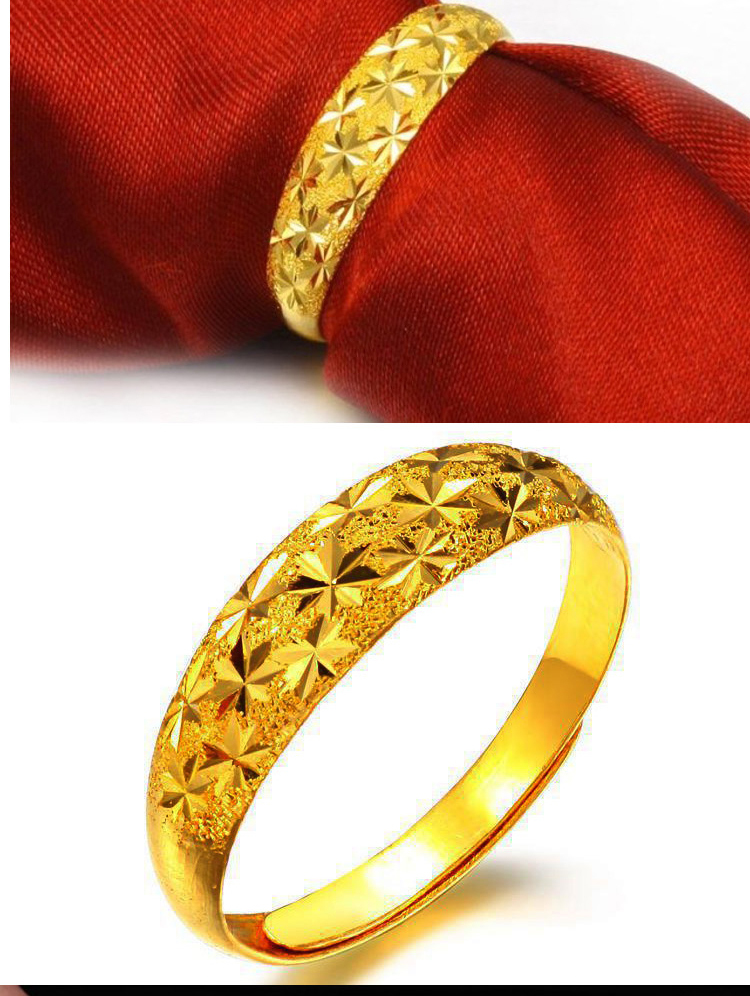 Fresh Gold Ring Designs for Female Indian | Jewellry\'s Website