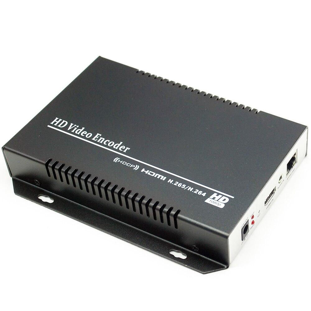 DHL անվճար առաքում HEVC HDMI կոդավորիչ IPTV - Տնային աուդիո և վիդեո - Լուսանկար 4