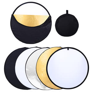 80 cm PRO 5-in-1 Portable Foldable Studio Photo Collapsible Multi-Disc Light