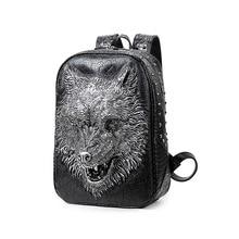 Купить с кэшбэком Hot Sale Pu Leather Men Travel Backpack Casual Women Travel Bags Brand School Bags Quality Laptop Backpack For College Mochila
