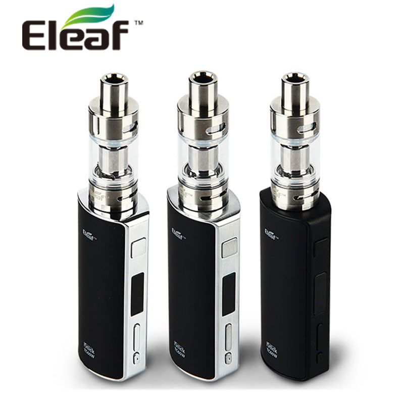 Electronic Cigarette Eleaf istick 60W Start Kit Istick TC Box Mod 60W w/ Melo 2 Atomizer 4.5ml Tank vs istick 60W Mod NO Battery сменная панель для eleaf istick 100w tc черная
