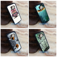 Cool Owl Cell Phone Case Cover For Samsung Galaxy S3 S4 S5 S6 S6 S7 S7