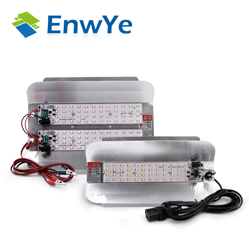 EnwYe 50W 100W LED Iodine tungsten lamp Floodlight 12V-85V LED Spotlight Refletor LED Outdoor Lighting Garden Lamp NewestEnwYe 50W 100W LED Iodine tungsten lamp Floodlight 12V-85V LED Spotlight Refletor LED Outdoor Lighting Garden Lamp Newest