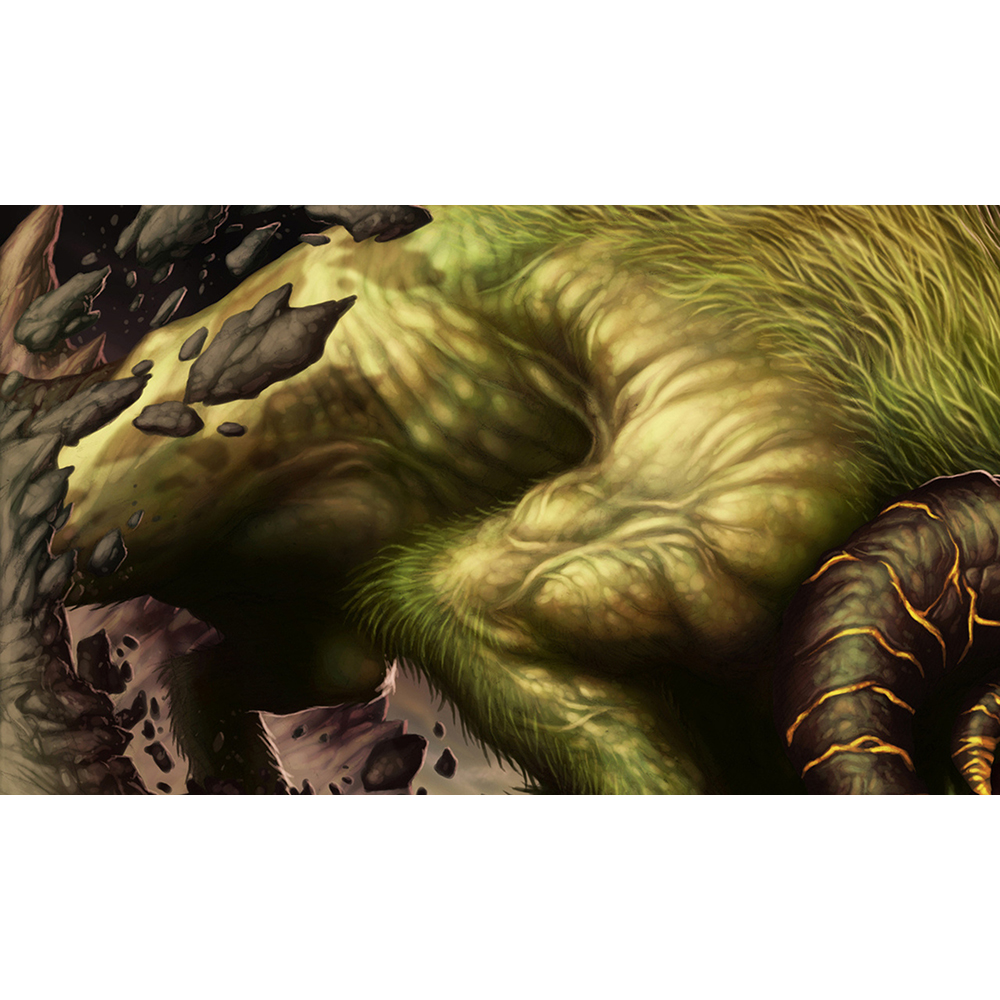 ( Valley Rannet ) Limited Edition 35X60CM MGT Game Playmat MGT Cards Game Playmat Can be Custom Printed