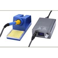 AC110 230V 72W T12 Digital Soldering Iron Station Quick Heating Adjustable Temperature Solder Iron BGA Welding Tools