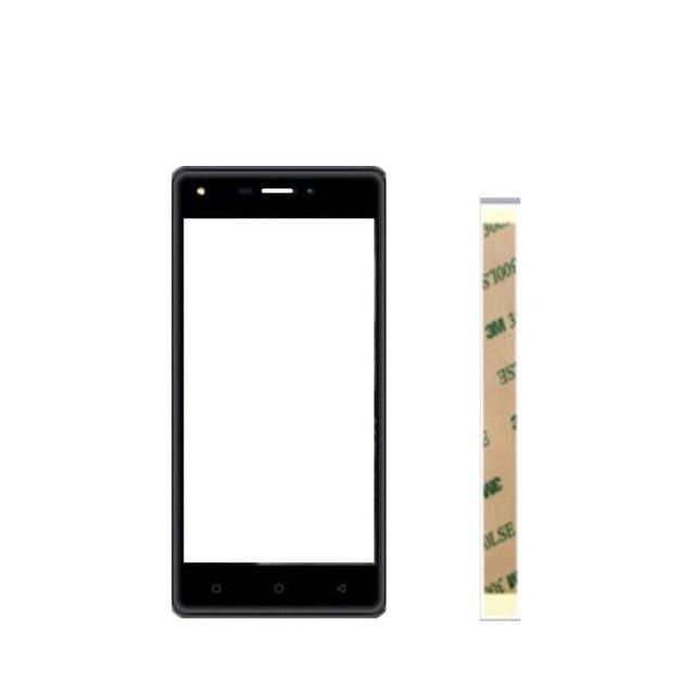 5.0 pouce pour DEXP IXION BL250 écran tactile verre capteur panneau lentille verre remplacement pour DEXP IXION BL250 téléphone portable