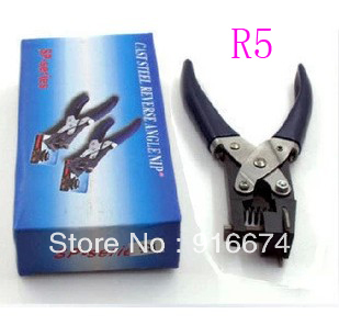 Free shipping 1 pc New R5 Hand Held ID Business Criedit PVC Paper Card Corner Rounder Punch Cutter Pliers manual paper processing card cutter business card cutter customized cutting size round corner