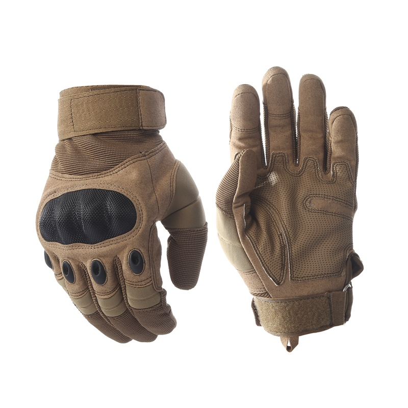 Outdoor Cycling Gloves Tactical Gloves Touch Screen Sports Mountaineering Full Finger Combat Wear-resisting Gloves Luva Ciclismo