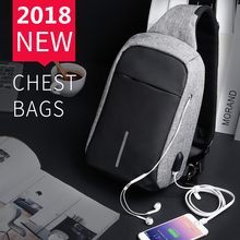 Crossbody Bags (Anti-theft and Water Repellent)