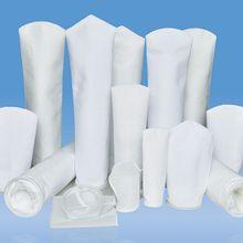 INDUSTRIAL-FILTER Pp/stainless-Ring Sock X15-105x380mm Sak 4-Pocket Pp-Material