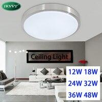 Ceiling Lights LED Lamp Diameter 20 26cm Acryli Panel Aluminum Frame Edge Indoor Lighting Bedroom Living