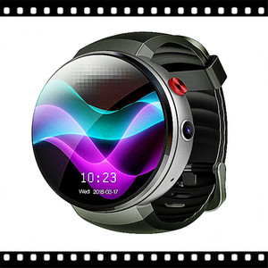 SIM card smart watch camera An