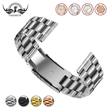 Stainless Steel Watch Band for Fossil 14 16 18 19 20 21 22 2