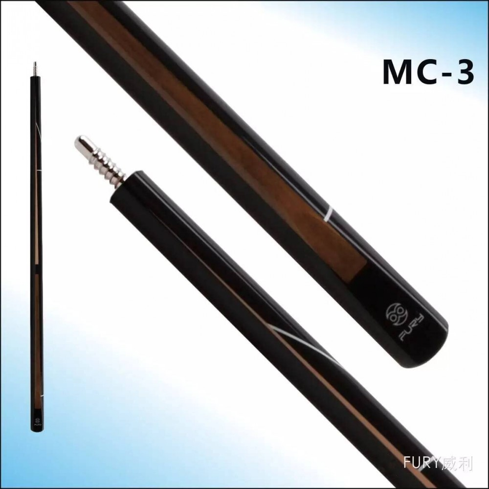 Fury Mc Series China Pool Cue Billiards Canada Maple