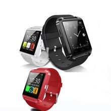 5 teile/los Smart Uhr U8 Bluetooth Montre Connecter Digitale Smartwatch Für Android & IOS Tragbare Geräte Reloj Fabrik großhandel