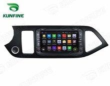 2GB RAM Octa Core Android 6.0 Car DVD GPS Navigation Multimedia Player Car Stereo for KIA Morning/Picanto 2014 Radio Headunit