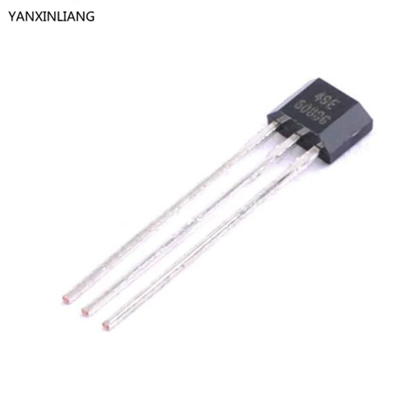 50 pcs OH137 TO-92S Hall Effect Sensor Switch Circuit for Hall Sensor