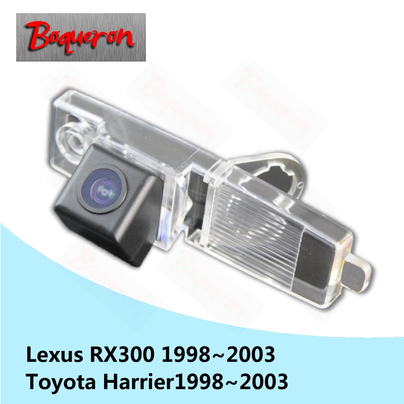 for Lexus RX300 for Toyota Harrier 1998~2003 Backup Reverse Parking Camera HD CCD Night Vision Car Rear View Camera NTSC PAL image
