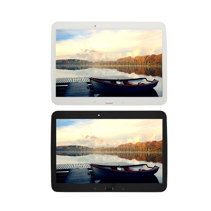 For Samsung Galaxy Tab 3 GT-P5210 P5210 P5200 GT-P5200 LCD Display Digitizer Screen Touch Panel Assembly +Frame