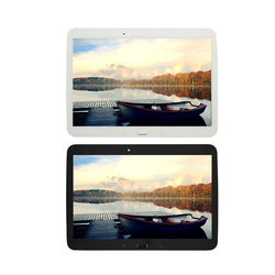 Voor Samsung Galaxy Tab 3 GT-P5210 P5210 P5200 GT-P5200 LCD Display Screen Digitizer Touch Panel Montage + Frame