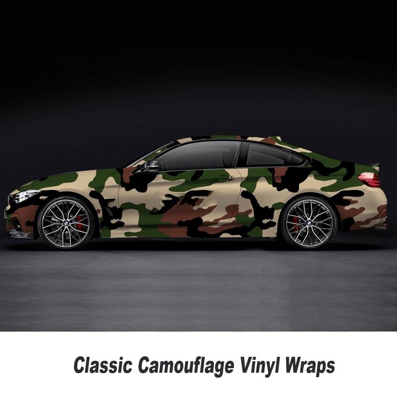Grün Digital camo vinyl wrap Film Mit Air Kostenloser Fahrzeug Grafiken Aufkleber camouflage Film Größe: 1,52*5/10/15/20/25/30 Meter - 4