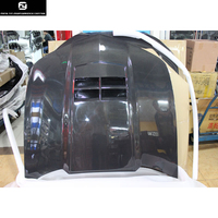 engine hood Carbon fiber engine cover for Chevrolet Camaro car body kit 10 13