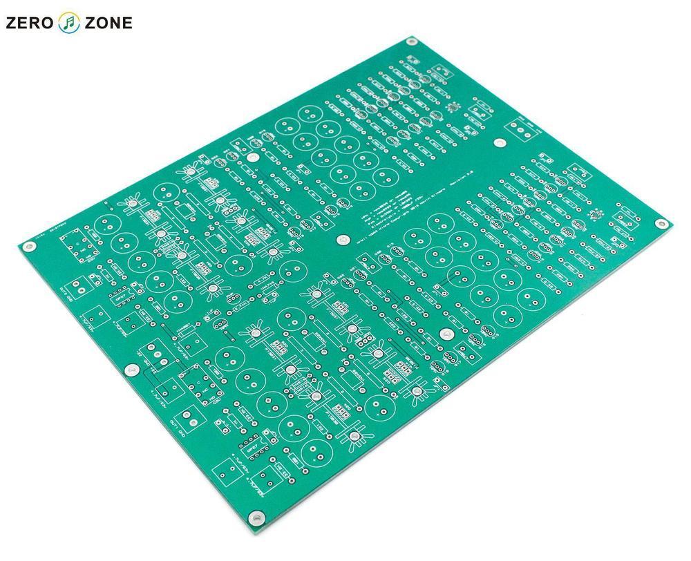 GZLOZONE KG version KSA5 Headphone Amplifier Bare PCB + PSU PCB