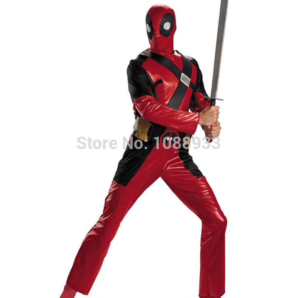 Online Get Cheap Deadpool Costume -Aliexpress.com | Alibaba Group