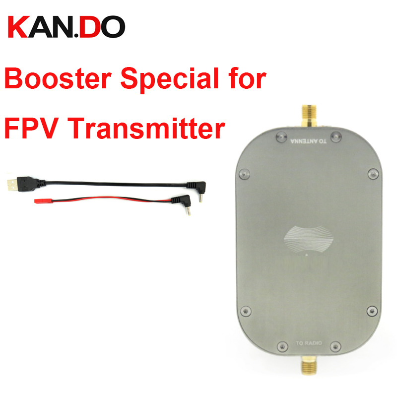 2W FPV transfer server 2.4G 5.8G wifi drone transmitter repeater 2.4G 5.8G video audio repeater wifi 5.8G 2.4G repeater for FPV