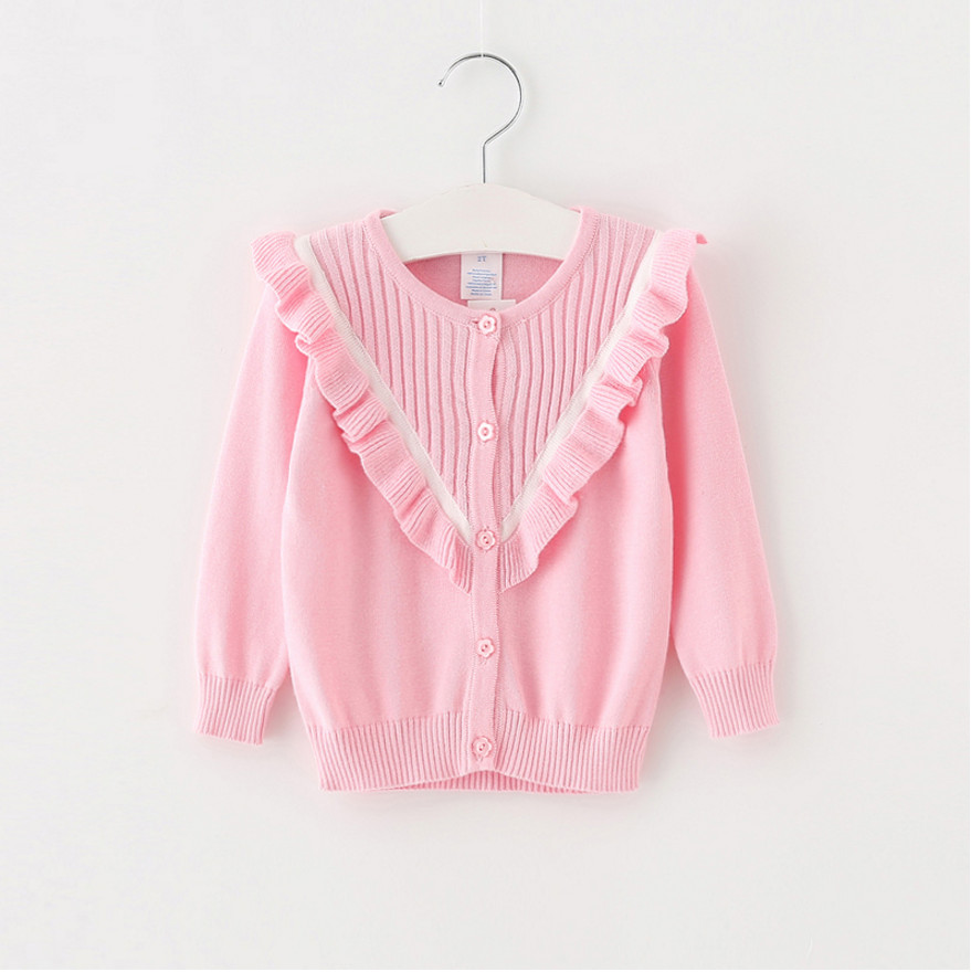 649823f57 New Baby Girls Sweaters Spring Autumn Toddler Girl Cotton Sweater ...