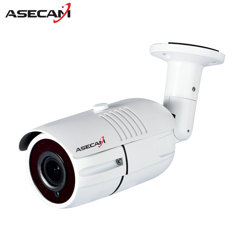 New CCTV AHD Security Camera Auto Zoom 2.8~12mm Lens Varifocal HD 1920P Outdoor Bullet Surveillance Infrared Night Vision 3mp full hd cctv 1920p zoom 2 8 12mm lens security poe varifocal camera 6pcs led infrared outdoor waterproof bullet surveillance