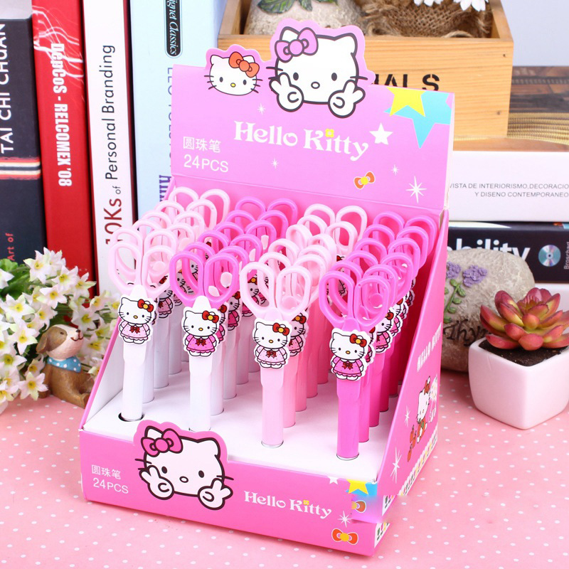 Other Baking Accessories Creative Hello Kitty Ball Point Pens-brand New